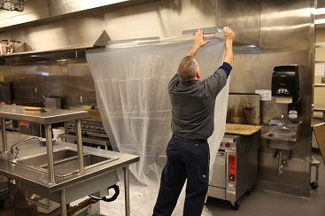 Exceptionnel Kitchen Hood Cleaning From Grease Masters