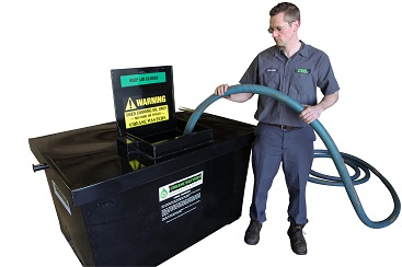 Grease Recycling from Grease Masters