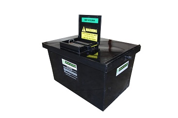 Grease recycling from Grease Maters