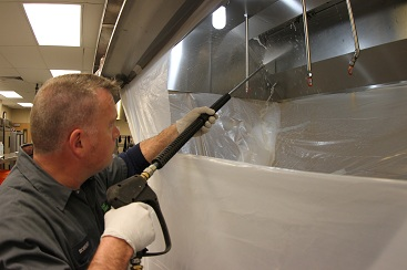 Beau Commercial Kitchen Cleaning