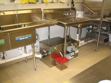 Inside Grease Traps from Grease Masters