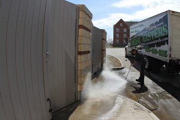Power Washing Services from Grease Masters